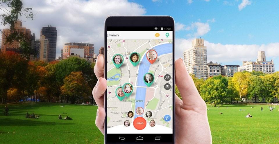 Программу на андроид местонахождение человека по номеру телефона