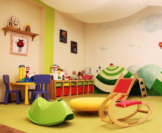 Лучшие детские кафе Киева