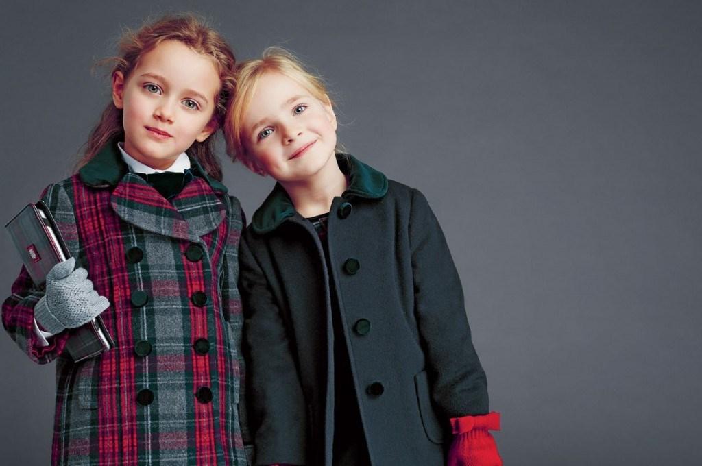 Детская мода. Тренды сезона осень-зима