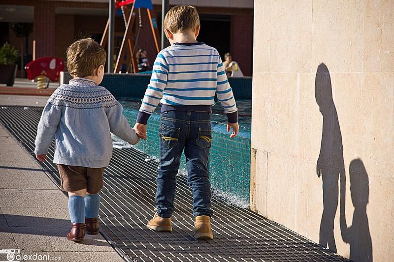 Детский фотограф по иронии судьбы