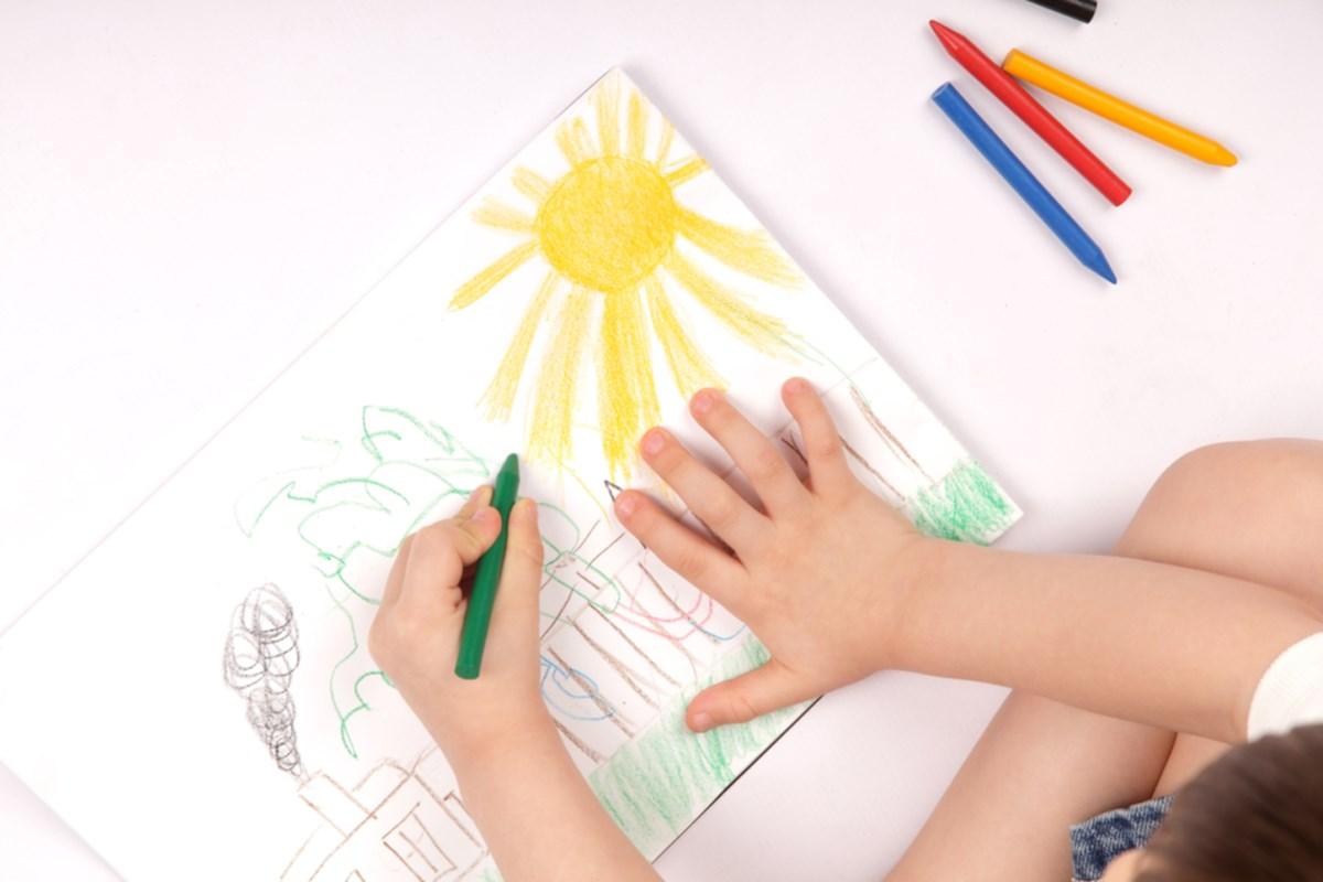 Рисование как способ выразить чувства