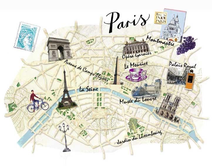 Париж с детьми. Часть 2. Что посмотреть