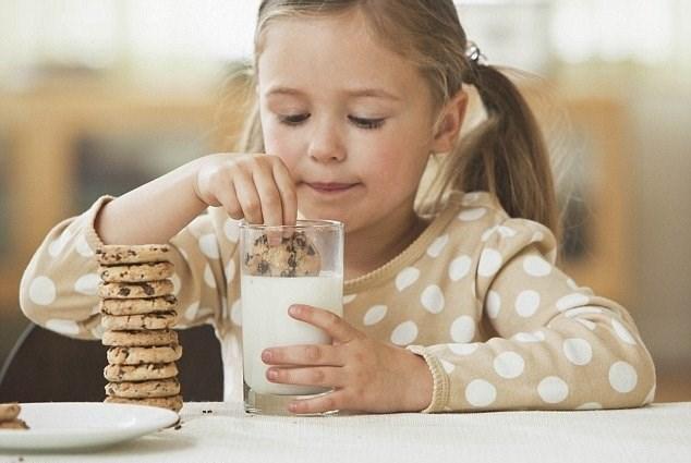 Можно ли детям сладости