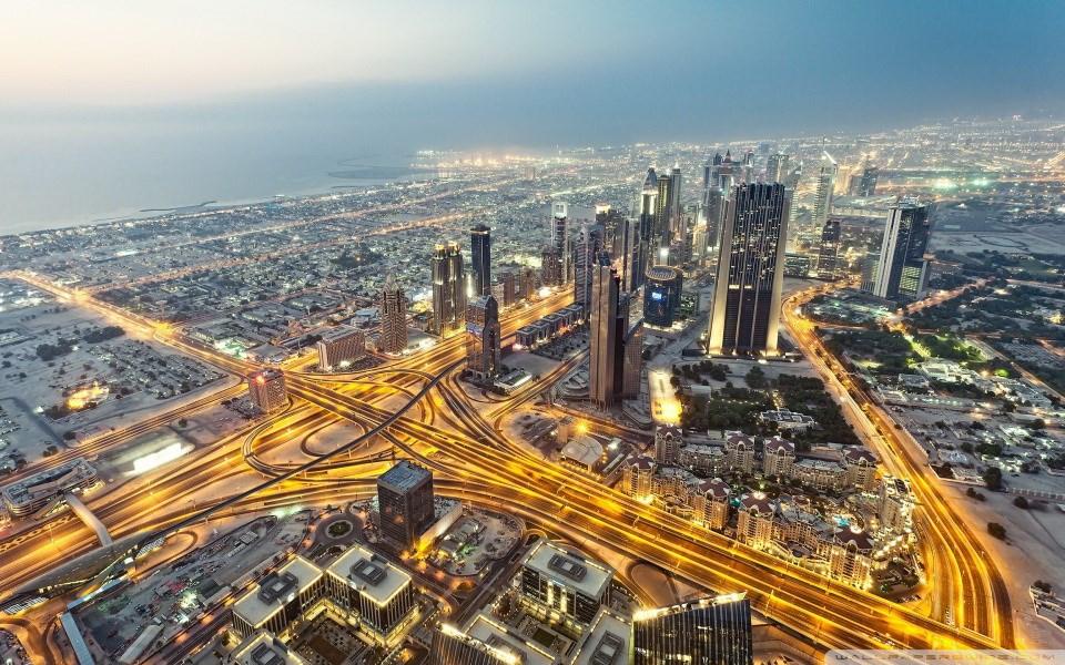 ОАЭ. Часть 1. Отели и рестораны