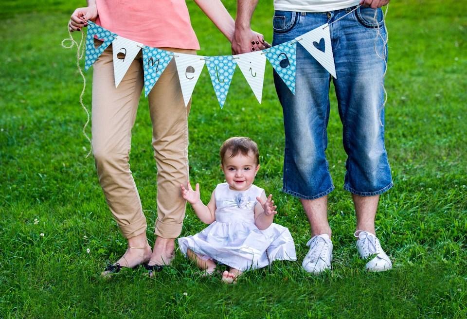Семейная фотосессия. Модные советы