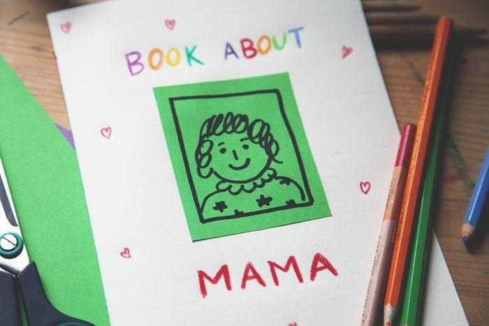 Книга о маме