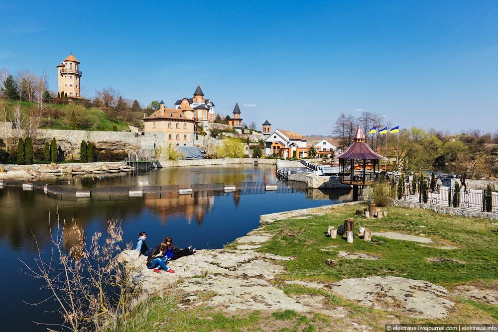 Путешествия по Украине. Буки