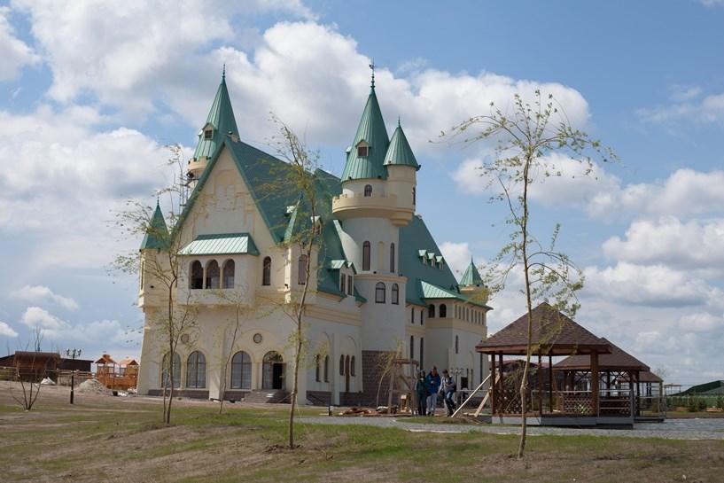 Новый зоопарк в Киеве