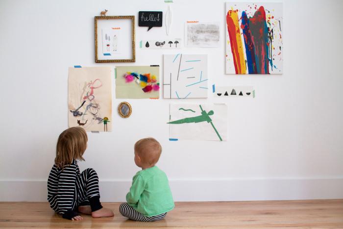 Детские книги об искусстве. Часть 1. От 0 до 4