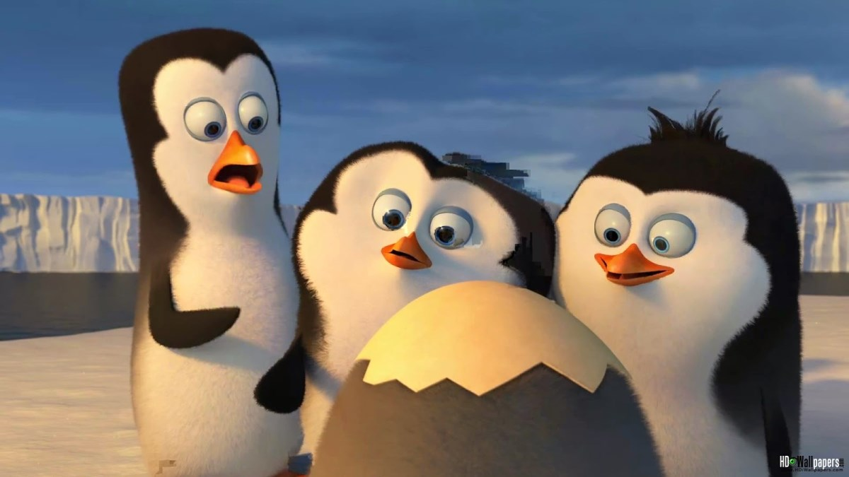 Baby-Penguins-of-Madagascar-Movie-2014-HD-Wallpaper