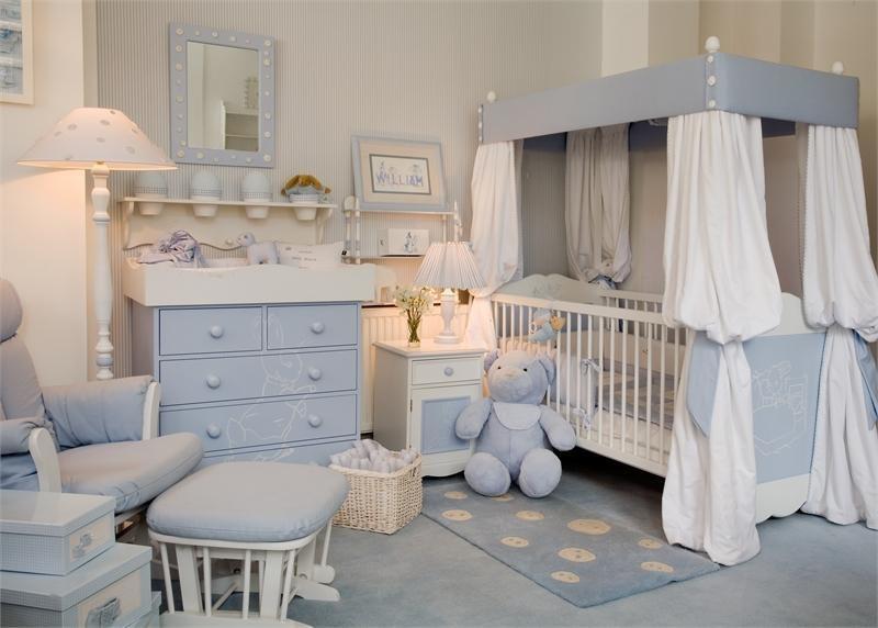 Первая детская мебель