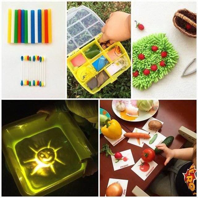 5 игр из подручных материалов