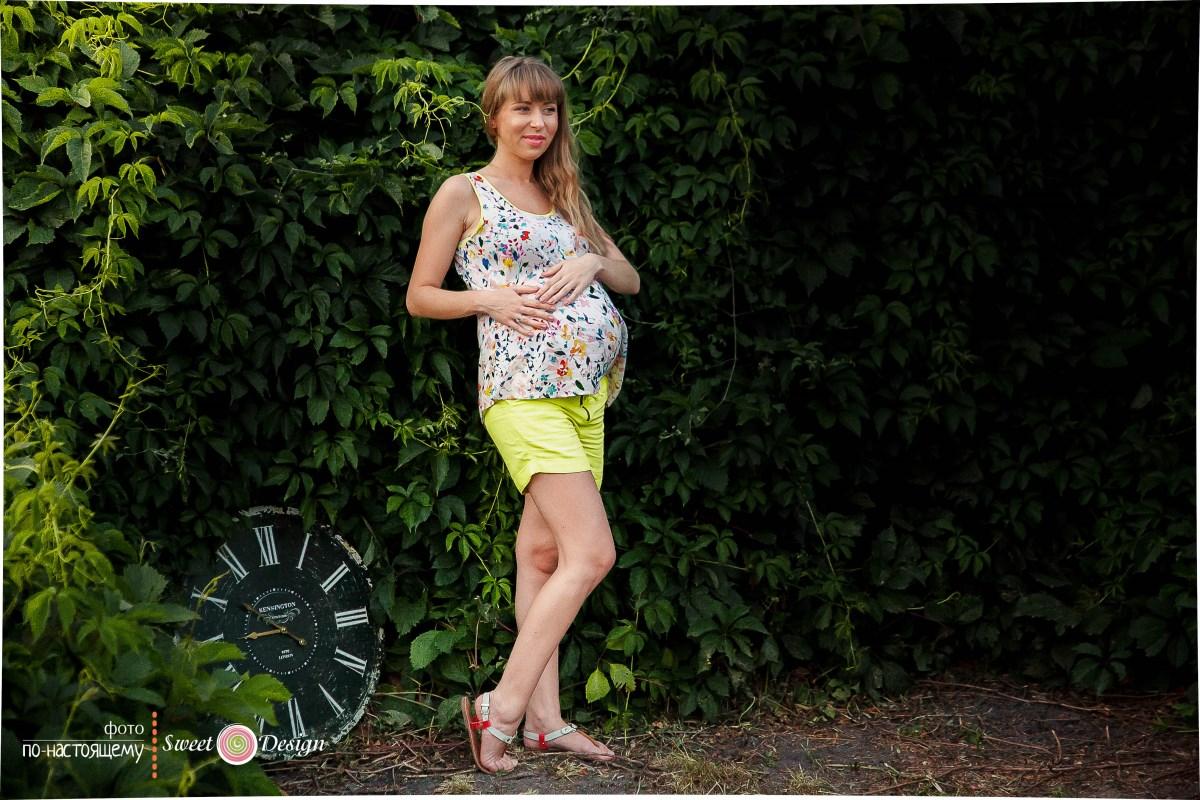 Вторая беременность. Второе кесарево