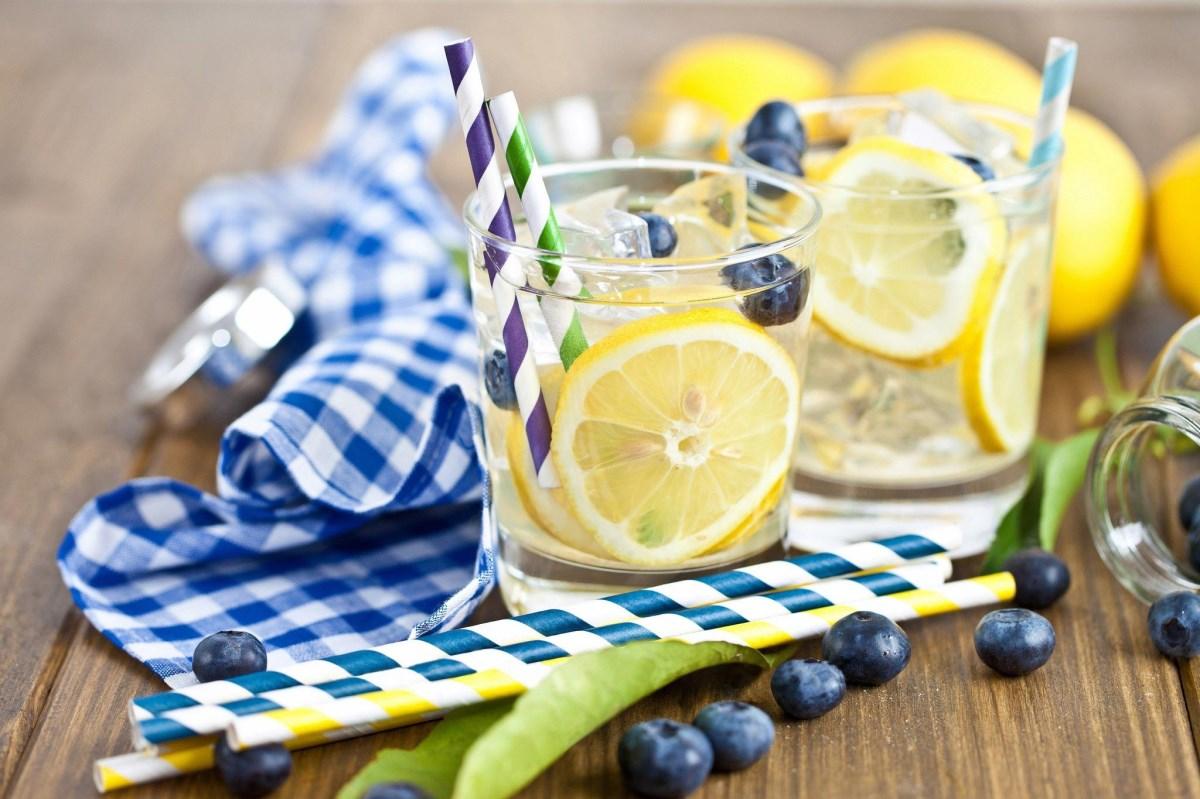 Готовим освежающие лимонады