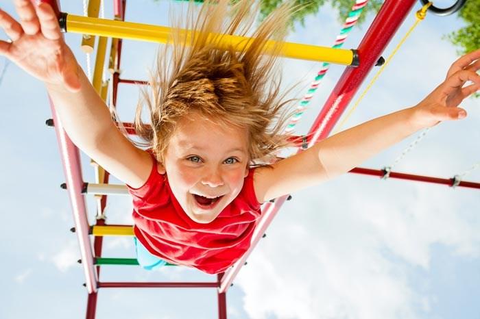 Культура поведения на детской площадке