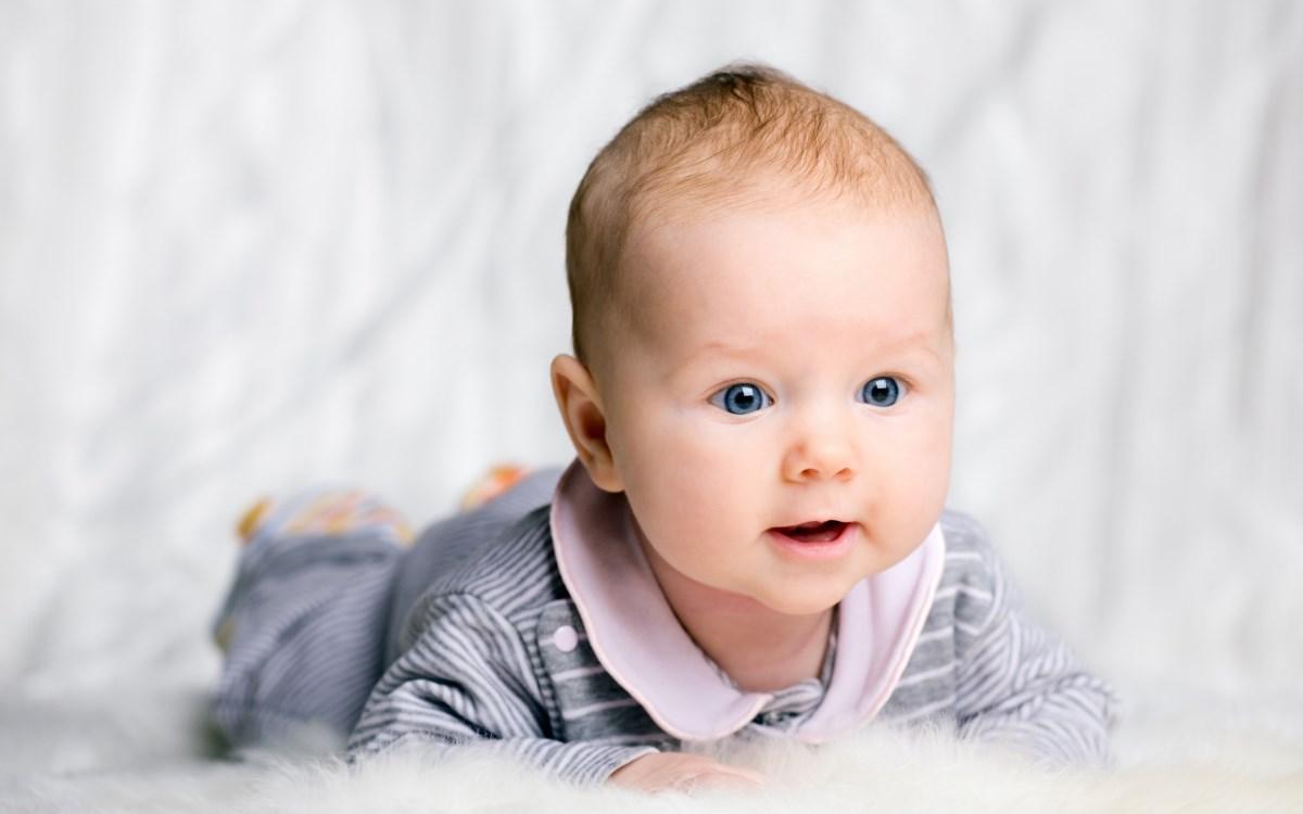 Развитие ребенка: от 0 до 6 месяцев