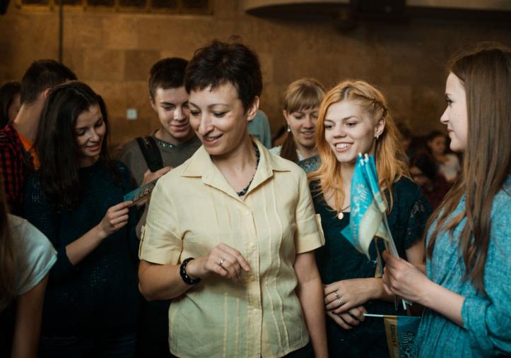 18 сентября. Третий день фестиваля «Единство и толерантность» в Киеве