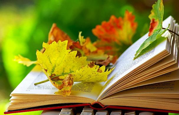 Книги об осени