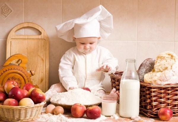 Педприкорм. Альтрнативное знакомство с едой