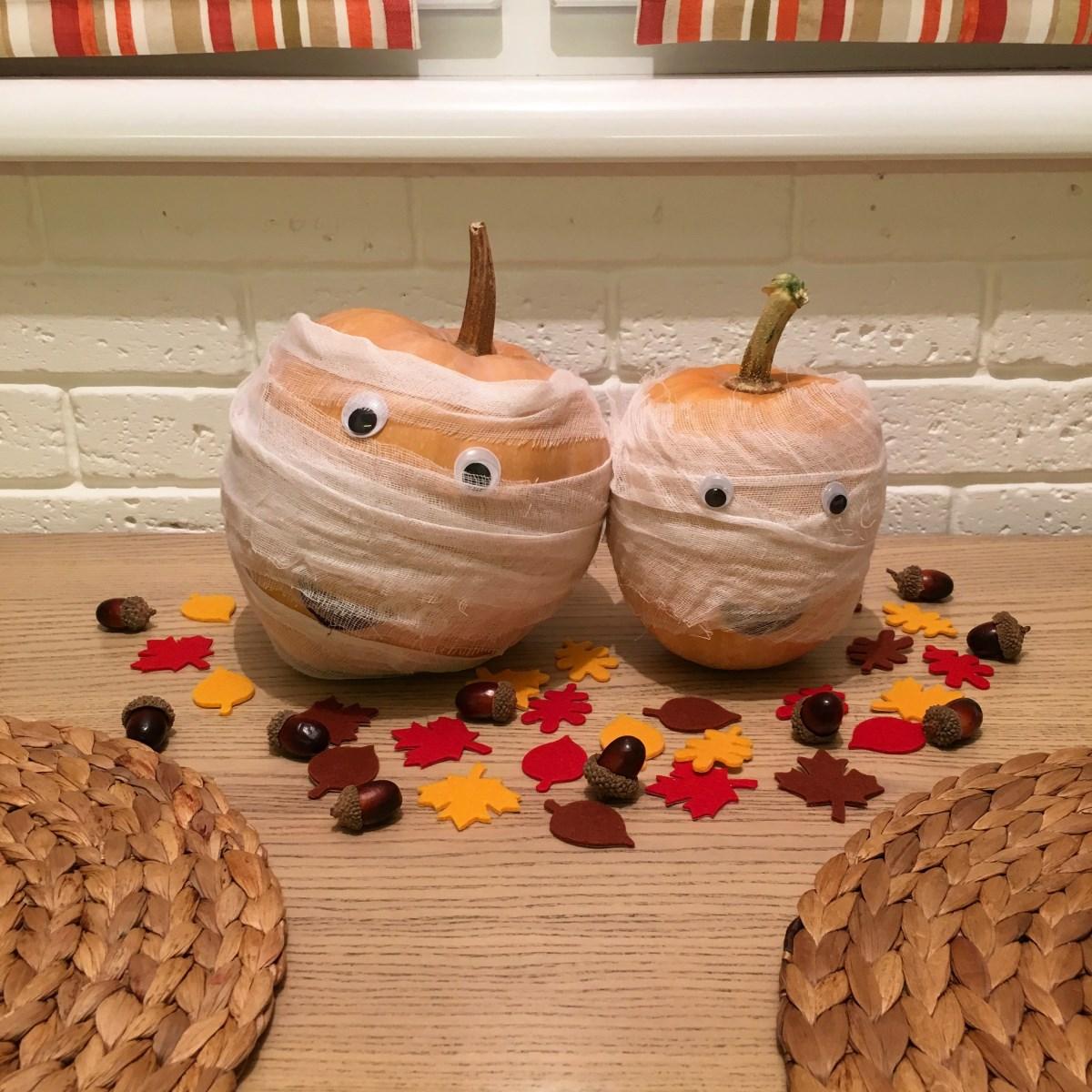 Как подготовиться к Halloween с ребенком?