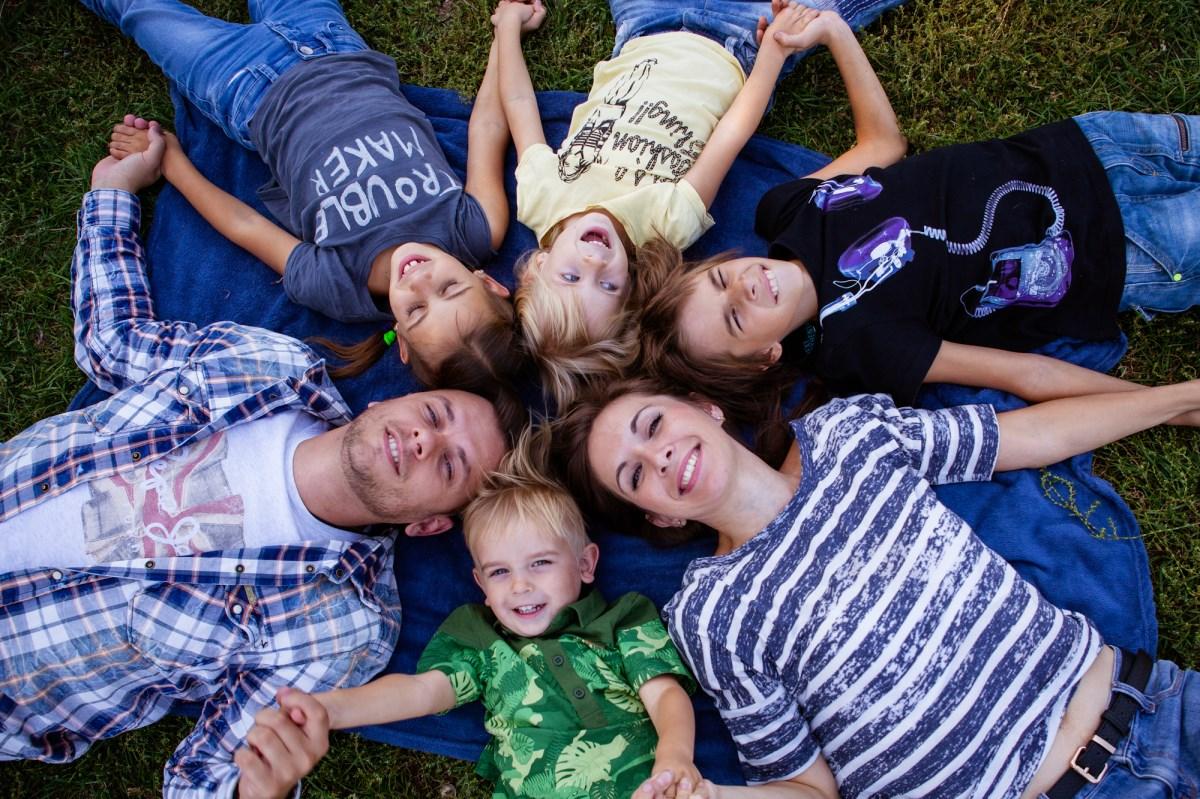 Как жить в многодетной семье?