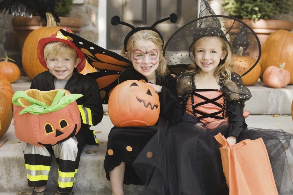 Куда пойти на Halloween