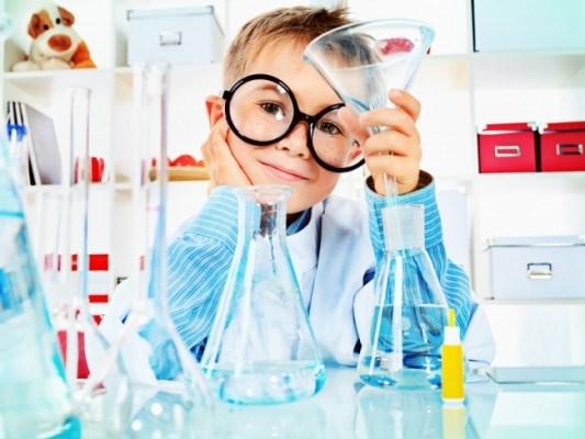 Научные опыты для малышей