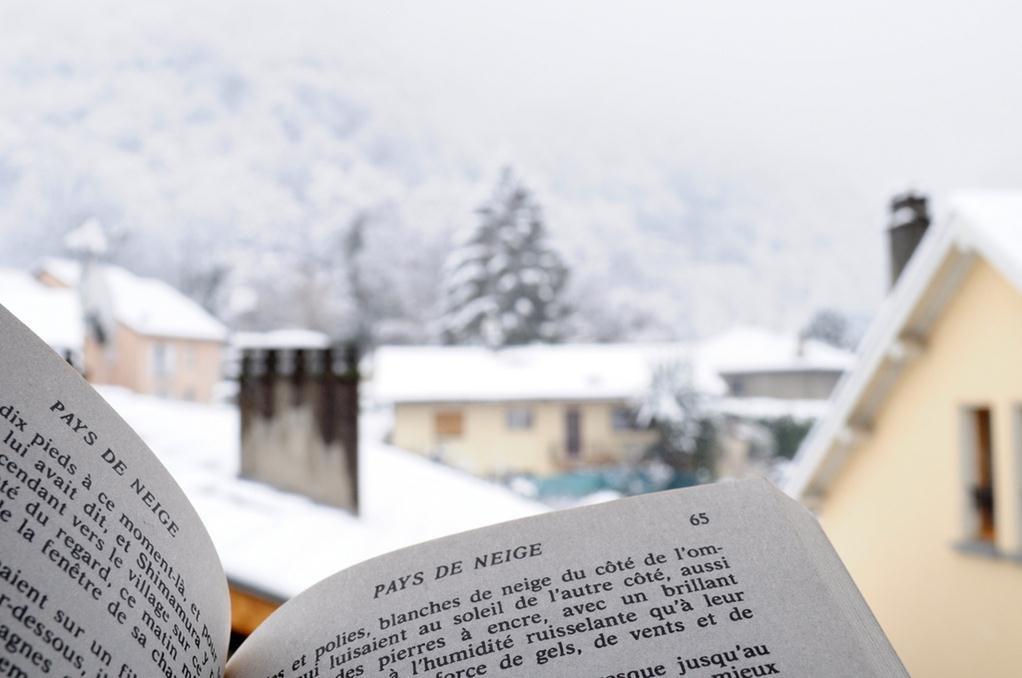 Что почитать зимой