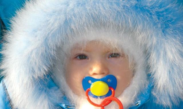 Как подобрать детский зимний комбинезон