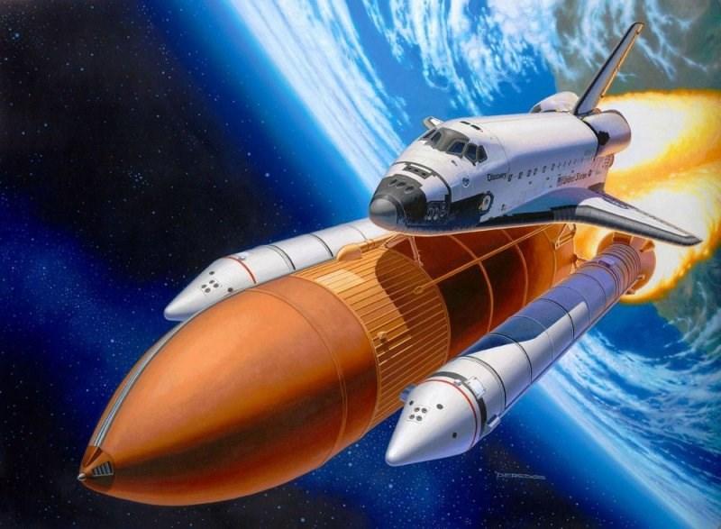 Книги про космос