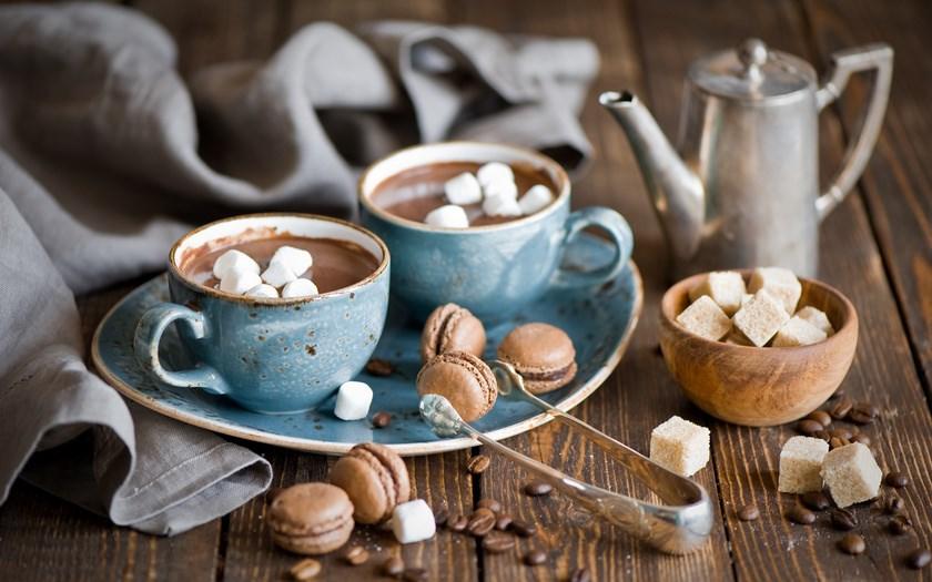 5 простых и вкусных напитков для зимы