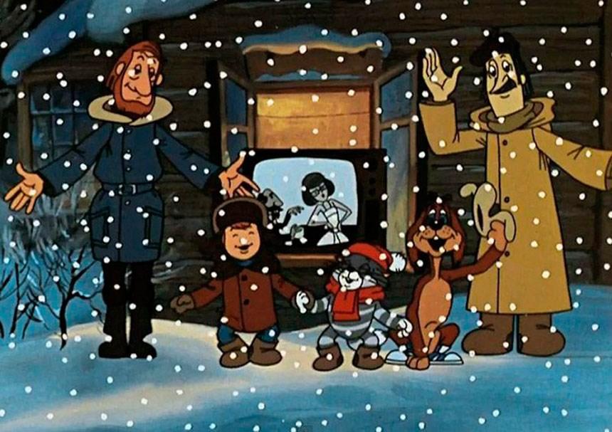 10 мультфильмов про зиму из нашего детства