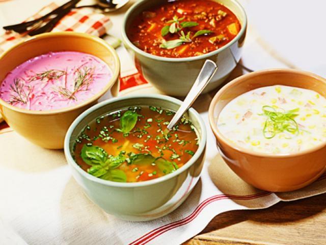 10 рецептов супов для детей