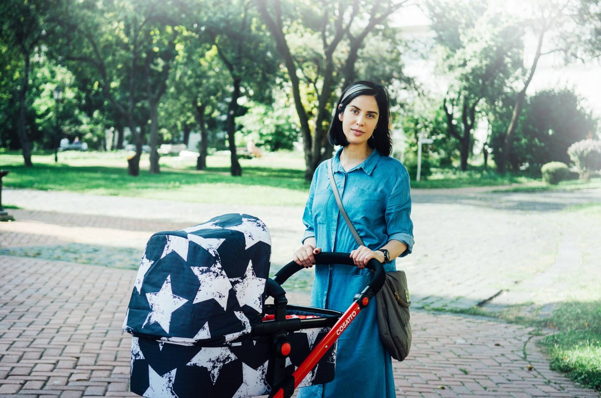 Про12мам. Саша Сбойчакова и Миша, 7 месяцев