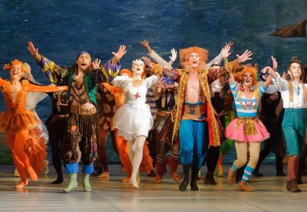 Всем театр: афиша спектаклей для детей на весну