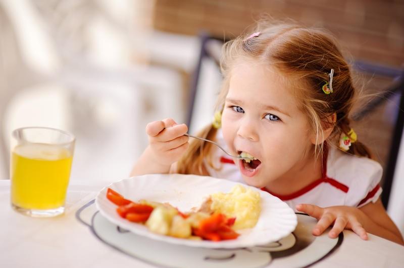 Пять рецептов обедов для детей. Bon Appétit!