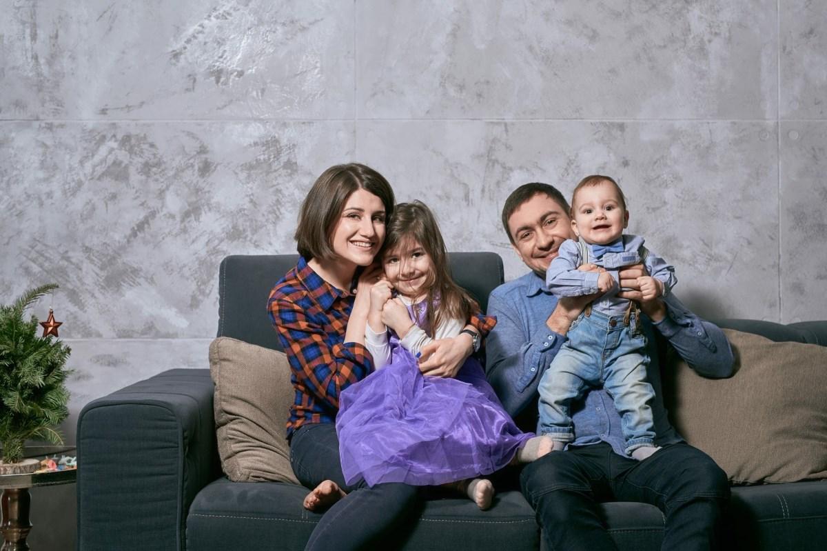 Про12мам, Ксюша Букшина и Миша, 12 месяцев