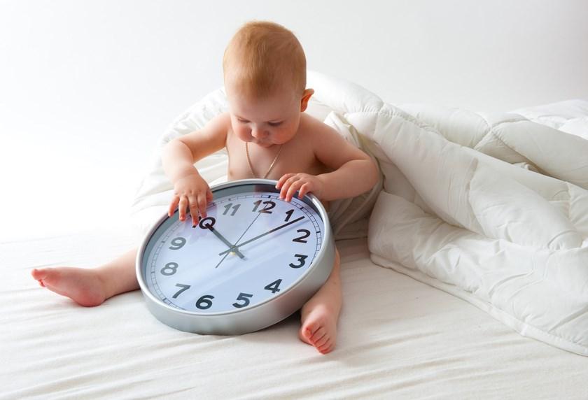 Как распланировать день c ребенком