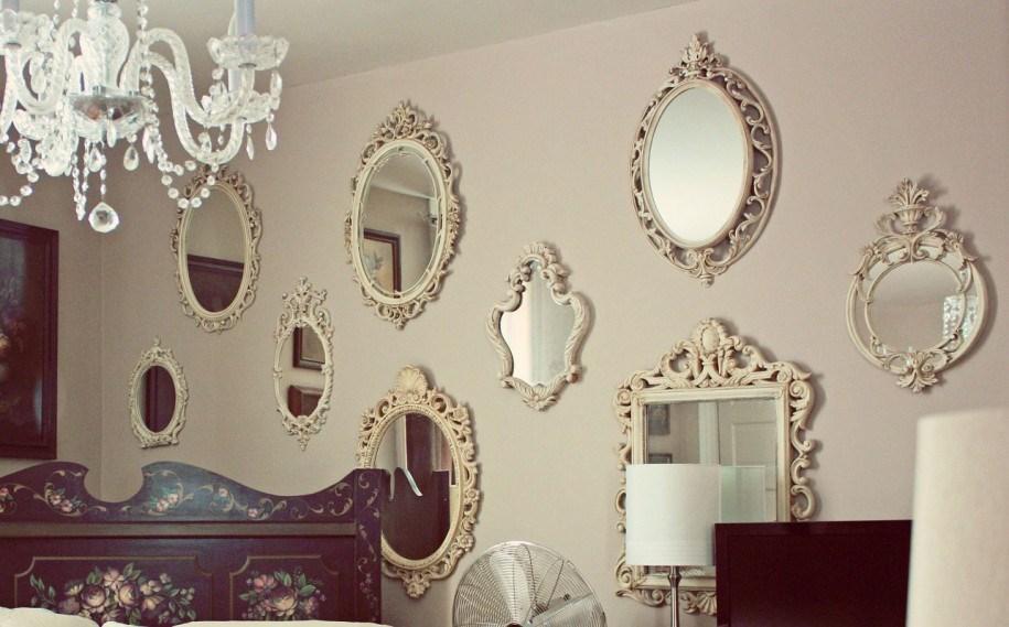 Секреты использования зеркал в прихожей, спальне и ванной