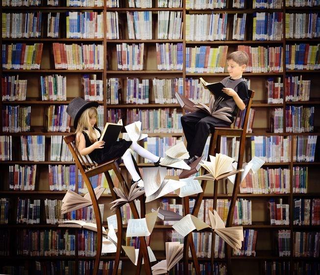 Детские книги. Виш-лист Ольги Шиленко