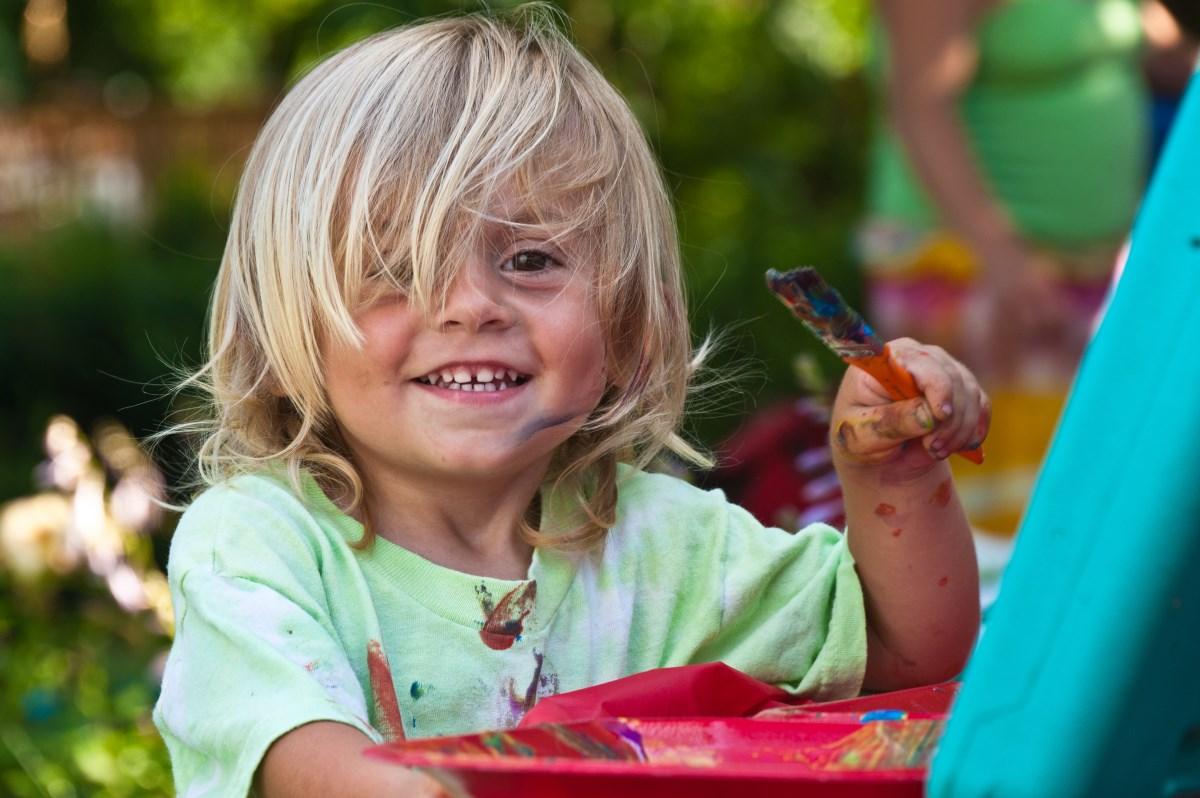 Как научить ребенка рисовать. Секретные материалы