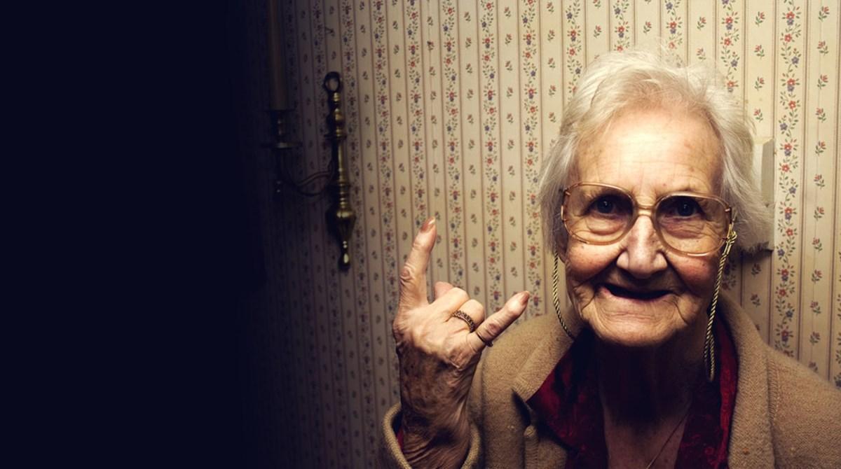 Бабушки как явление