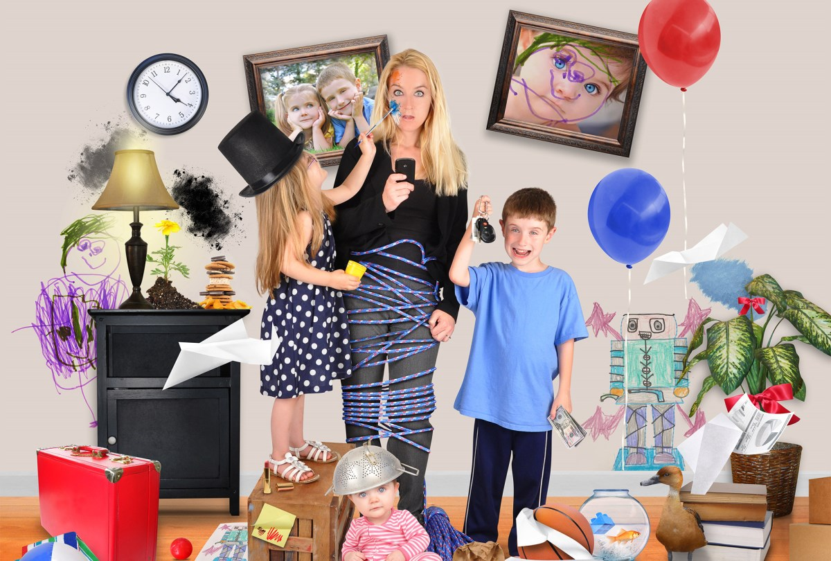 10 правил как организовать свое время или как маме не сойти с ума