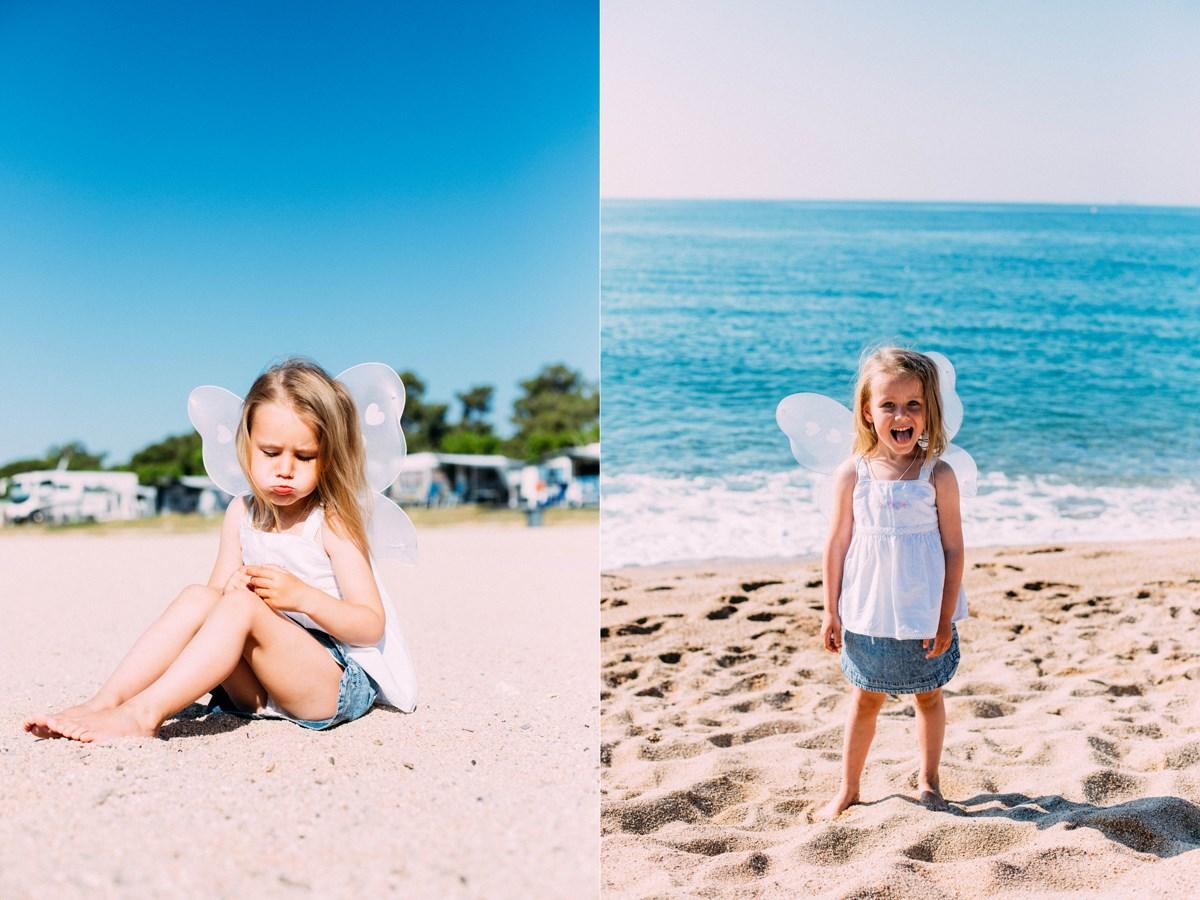 Фотосъемка детей. Идеи для отдыха на море