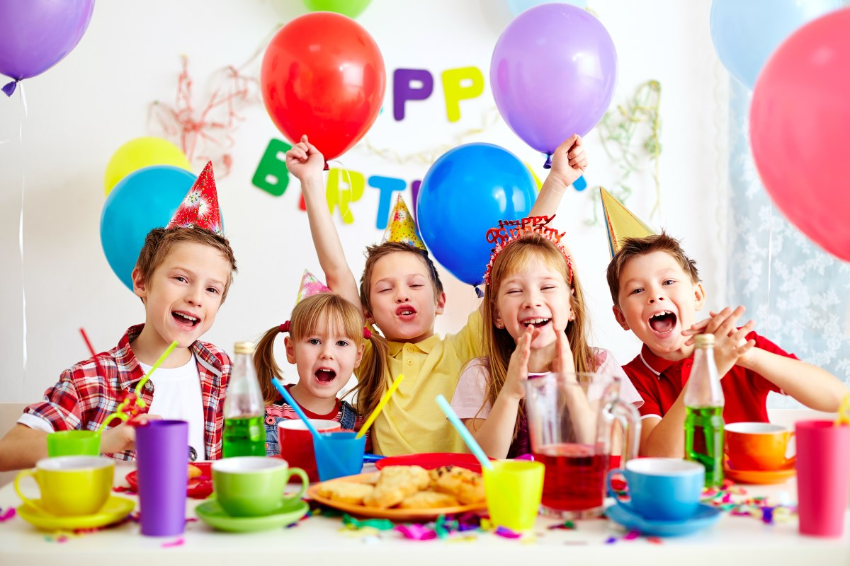 Как подготовить детский праздник своими руками?