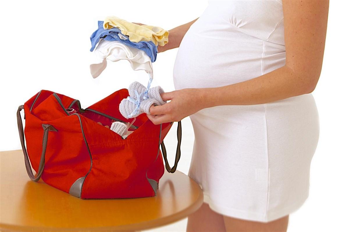 Список в роддом пакет номер 1 : «В родзал». 40 неделя беременности