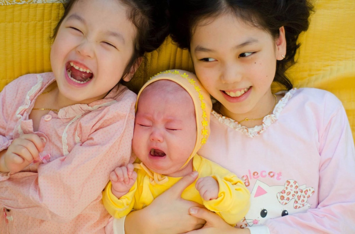 Как у них. Воспитание детей в Южной Корее
