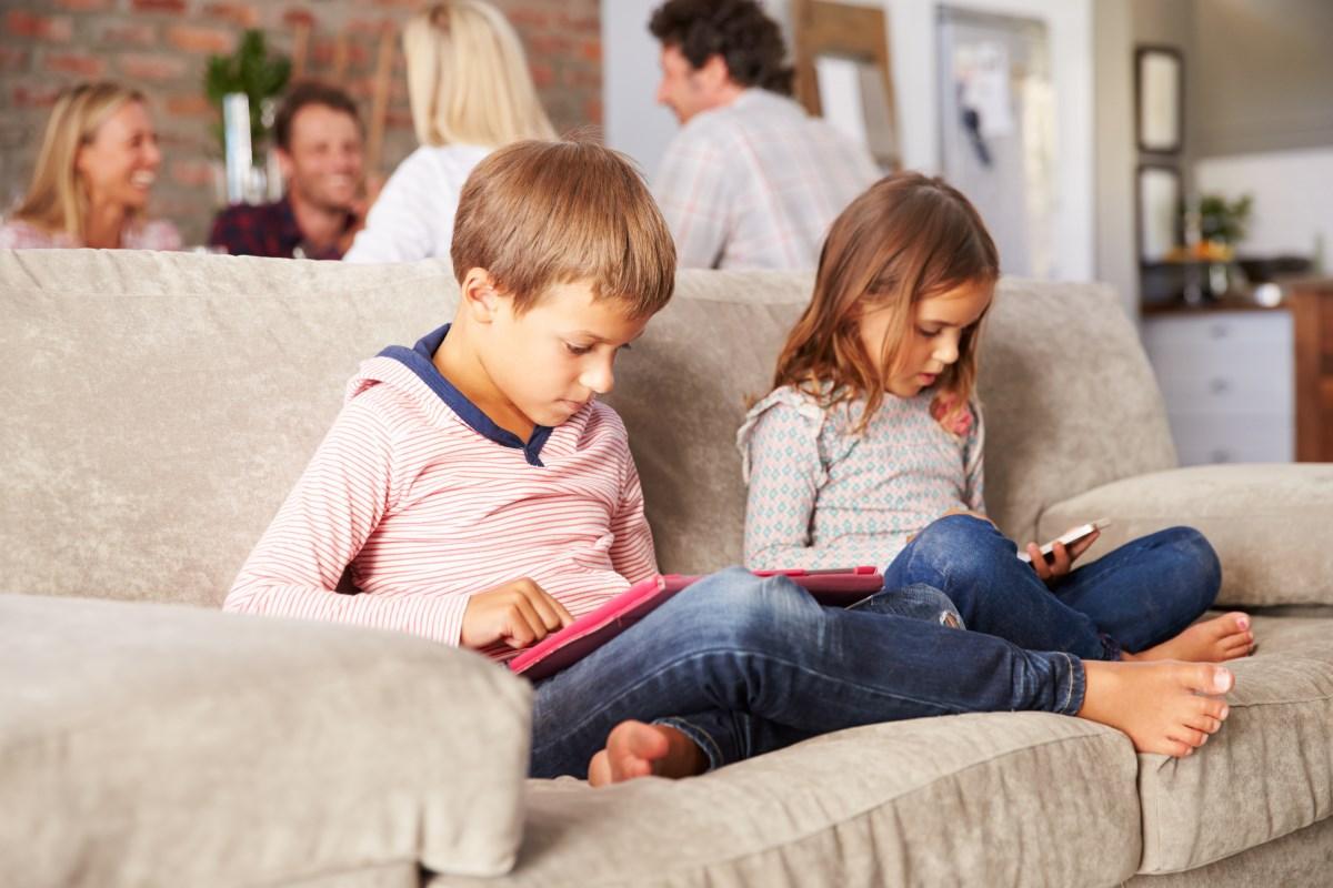Розумне користування гаджетами та мобільними іграми длядітей