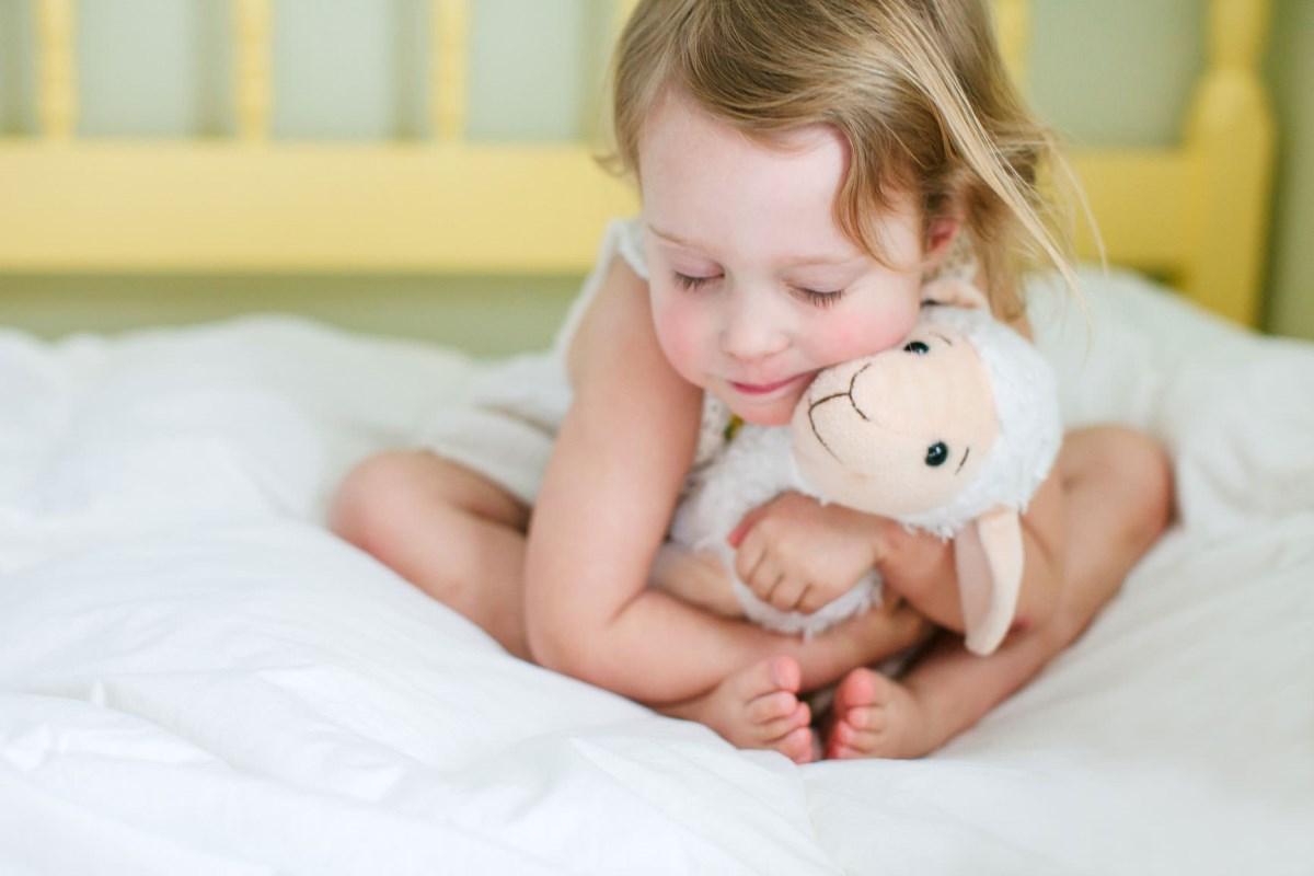 Детский сон. Как уложить ребенка спать