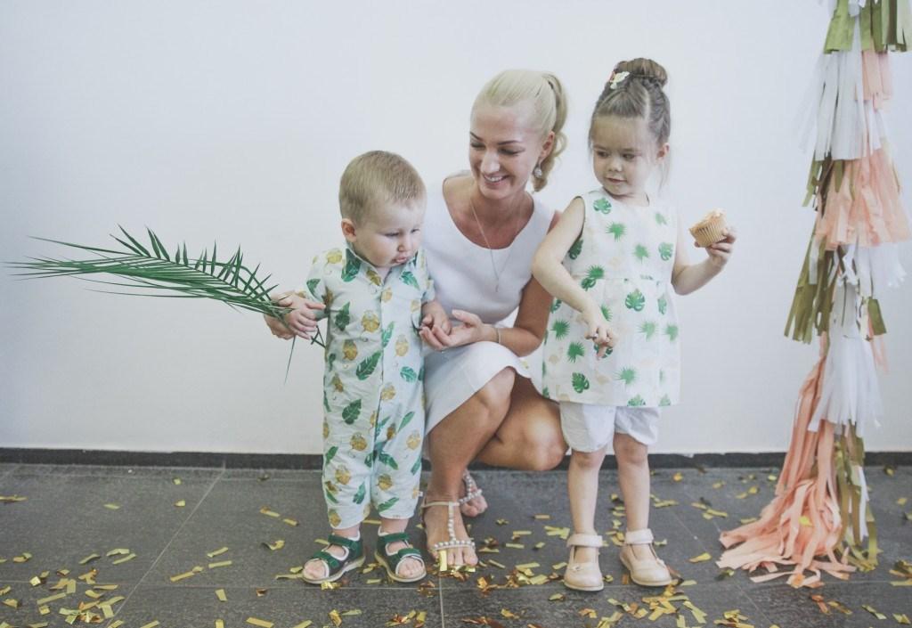 Новый  украинский бренд детской одежды ANJOY Kids